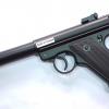 New.MK1 - K.J.Works ปืนอัดแก๊สชนิดไม่ Blow Back ไม่มีแรงถีบกลับ ความรุนแรงสูง เหมาะสำหรับผู้ที่ต้องการความแม่นยำในการยิงนัดต่อไป เพราะปืนนิ่งมาก มีเซฟตี้ปืนเพื่อความปลอดภัย ระบบ: แก๊ส-Non-Blow Back ความแรง: 400+fps ราคาพิเศษ
