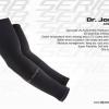 ปลอกแขน Dr. Jones Lab Series | Arm Sleeves (สีดำ, สีเทา)