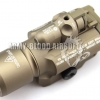 Surefire X400 LED WeaponLight with Laser New Type (Tan)