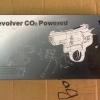 "New.ลูกโม่ .357 แม็กนั่ม WinGun Revolver Co2. Powored 708S 2.5"" ลูกเบอร์1"
