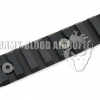 KAC URX 4 9-slot Rail Panel Keymod Nine Slot Rail (BK)prev next