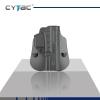 New.ซองปืนพกนอก Cytac มีทั้งซองปืนยิง idpa ปรับสูงต่ำได้ตามใจชอบ Fits Glock 17, 22, 31 (Gen 1, 2, 3, 4) ราคาพิเศษ