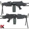 M249 MK-II ปืนกลหนัก A&K