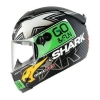 SHARK RACE-R PC REDDING DUAL T. Carbon Green Yellow DGY-HE8673