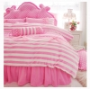 Pre-order ผ้าปูที่นอนเจ้าหญิง มี 3 สี เลือกสีด้านในค่ะ