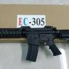 New.E&C 305 ปืนยาวไฟฟ้า (ตระกูลM4) JR Custom Gen.2 เวอร์ชั่น JR Custom เจนทูหรือเจนสองคือ ปืนที่ทำการอัพเกรดอุปกรณ์ภายในมาจากโรงงาน อุปกรณ์ที่ทางโรงงานอัพเกรดมาได้แก่ -ลูกสูบฟันเหล็กจากโรงงาน เหนียว ทน -บูทแบริ่ง8มม อย่างดี จากโรงงาน ทน แน่นอ ราคาพิเศษ