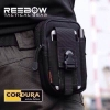 New.สินค้ามาใหม่ กระเป๋าเอนกประสงค์ Pocket Belt ผ้าคอดูราเกรดทหาร รุ่น PB-02X ปฏิบัติงาน ลาดตระเวน เดินป่า ขี่มอไซค์ &#x272A คุณสมบัติ &#x272A + ตัดเย็บด้วยผ้า Cordura ซึ่งใช้ในวงการทหาร และสงครามมาอย่างยาวนาน + ทนทานต่อการฉีดขาด และรอยขีดข่วน กันน้ำได้ดี
