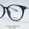 Vogue vo 5101D w44 โปรโมชั่น กรอบแว่นตาพร้อมเลนส์ HOYA ราคา 2,700 บาท