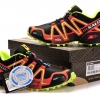 New.SPEEDCROSS 3 CS Camouflage Yellow Mens Shoes Size.39 40 41 42 43 44 45 46 ราคาพิเศษ