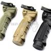 QD Foldable & Storage Tactical Grip (BK/DE/OD)