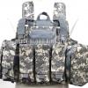 MAR Tactical CIRAS Armor Vest USMC Force Recon HEAVY DUTY Tactical Molle Combat Strike Plate Carrier Vest (ACU)