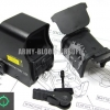 551 Red / Green Dot Sight With Scope Cover & QD Mount (BK)