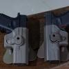 New.ซองปืพกนอก Cytac Glock17 / Glock 19 มีทั้ง ซ้ายและขวา สีดำ / สีทราย มาครบ ราคาพิเศษ