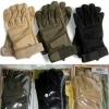 ถุงมือ Blackhawk Outdoor Full Finger Assault Soldier Gloves Black เต็มนิ้ว ดำ ทราย เขียว