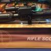 New.EAIMING 3-9x32 BLUE Illuminated Rifle Scope with Laser Sight ราคาพิเศษ