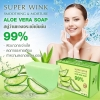 Super Wink Soothing & Moisture Aloe Vera 99% Soothing Soap 80g
