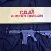 New.CAA Licensed Airsoft AEG Rifle by King Arms (Model: M4 CQB Black) ราคาพิเศษ