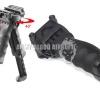 T-POD G2 Rotating Tactical Foregrip & Bipod (BK)
