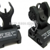 TROY Style Folding Sight Set B type (BK)