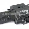 New.Surefire X400V LED WeaponLight W/ Red Las