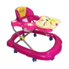 รถหัดเดิน Autoru รุ่น Baby Walker 2 in 1 (สีชมพู)