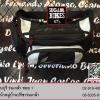 กระเป๋าคาดเอว สีดำ/เทา (ใส่ Ipad mini ได้)