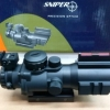 ACOG Style 4x32 Fixed Power Scope with Fiber Optic Tactical Sight and Weaver Slotsprev next