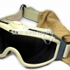 ESS Tactical Goggle with Fan (TAN)