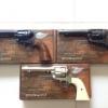 New.ปืนลูกโม่ Colt SAA Single Action Army.45 co2 มี 3 สี