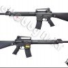 M16 UFC บอดี้ ABS - Jing Gong F6628