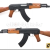 AK47 เหล็กจริงไม้จริง ระบบไฟฟ้าโบวแบ๊ค Cyma CM046