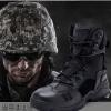 New.รองเท้า Magnum TACTICAL BOOT ข้อสั้น / ข้อยาวหนังแท้ และผ้าคอดูร่า (CORDURA) ใส่สบาย ซิปข้าง ระบายอากาศดี ไม่อับ สีดำ / สีทราย ราคาพิเศษ