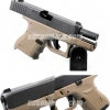 WE G27 Glock 27 Gen3 (tan ทราย)