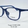 Vogue vo 5150D 2288 โปรโมชั่น กรอบแว่นตาพร้อมเลนส์ HOYA ราคา 2,300 บาท