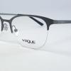 Vogue 3988D 548 โปรโมชั่น กรอบแว่นตาพร้อมเลนส์ HOYA ราคา 2,900 บาท
