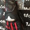 ถุงมือ GK170 สีดำ/แดง TITANIUM (ทัชสกรีนมือถือได้)