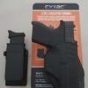 ซองปืน รุ่นT-Thumbsmart Holster จากค่าย Cytac ของปืน Glock 43 ปืนรุ่นที่ใส่ได้ Glock 43 ใน1ชุด มาพร้อมซองปืนที่สามารถปลดไวออกจากเพลตได้ และ ซองแม็คกระซีนเดี่ยว1ชุด