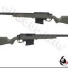 New.สไนเปอร์อัดลม Amoeba (ARES) STRIKER S1 Spring Sniper Rifle สีดำ / สีทราย / สีเทา / สีเขียว ราคาพิเศษ