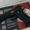 New.Armorer Works Hi-Capa 5.1 Standard GBB Pistol (Hybrid Black) ราคาพิเศษ