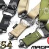 MAGPUL MS4 Dual QD - Multi-Mission Sling สีดำ สีทราย สีเขียว