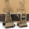 Magpul MBUS Pro Front Rear Back Up Sight (DE)