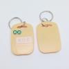 RFID Tag 125khz แท็ค RFID ความถี่ 125khz แบบ ID สีเหลือง