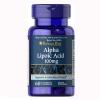 Puritan's Pride Alpha Lipoic Acid 300 mg. เร่งขาว เสริมฤทธิ์กลูต้าไธโอนดีที่สุด