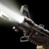 New.SUREFIRE M600 ULTRA Scout Light® LED WeaponLight (500Lm, BK / Tan) ราคาพิเศษ