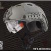 New.หมวกยุทธวิธี Helmet/Protective Pads >> Helmet >> EMERSON FAST Helmet/Protective Goggle PJ Type สีดำ สีทราย สีเทา สีมาดิเคม ราคาพิเศษ