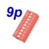 DIP switch 9P