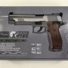 New.Cybergun SigSauer X-Five CO2 Pistol (Silver) [CY-CO2-P226-X-FIVE-SV] ราคาพิเศษ