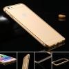 Bumper Cross ขอบทอง iphone4/4s