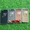 TPU โครเมี่ยมพร้อมแหวน(NEW) iphone5/5s/se