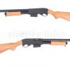 SY M870 Full Metal Shotgun (Wood / 9870A)